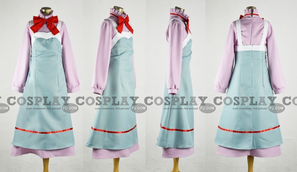 Silvet Cosplay Costume from Letter Bee