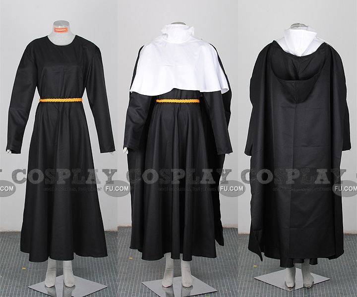 Sister Cosplay Costume from Arakawa Under the Bridge