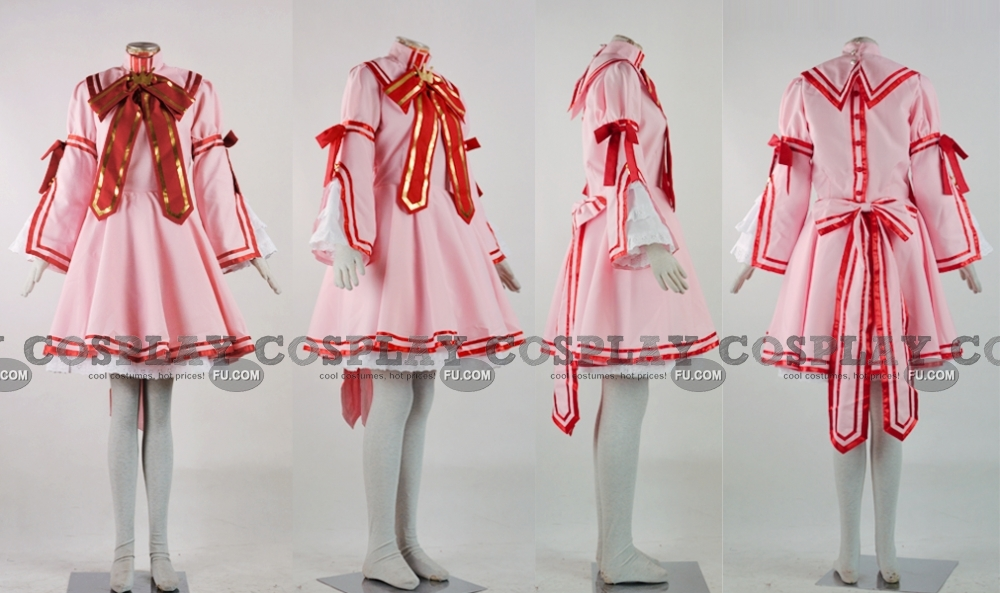 Sizuru Cosplay Costume from Rewrite