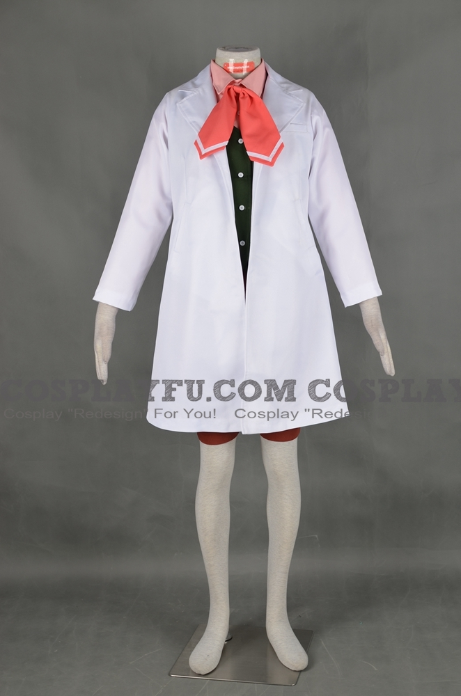 Skye Cosplay Costume from Ace Attorney