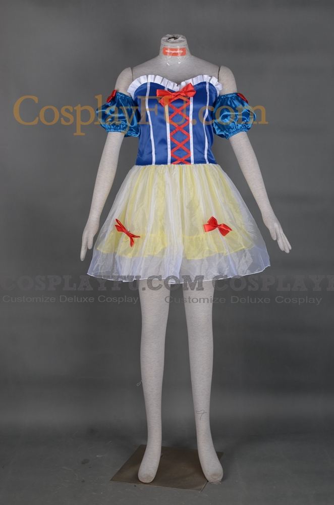 Snow White Cosplay Costume (Halloween) from Snow White and the Seven Dwarfs
