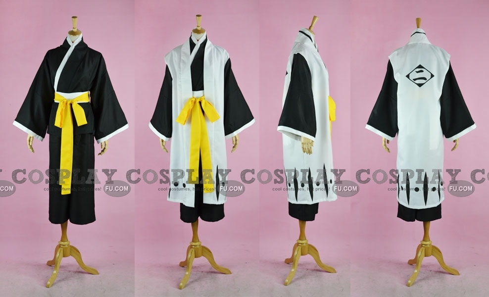 Soi Fong Cosplay Costume (2nd) from Bleach