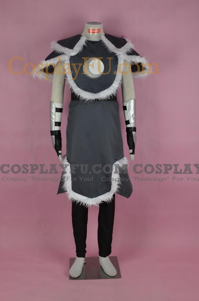 Sokka Cosplay Costume from Avatar The Last Airbender