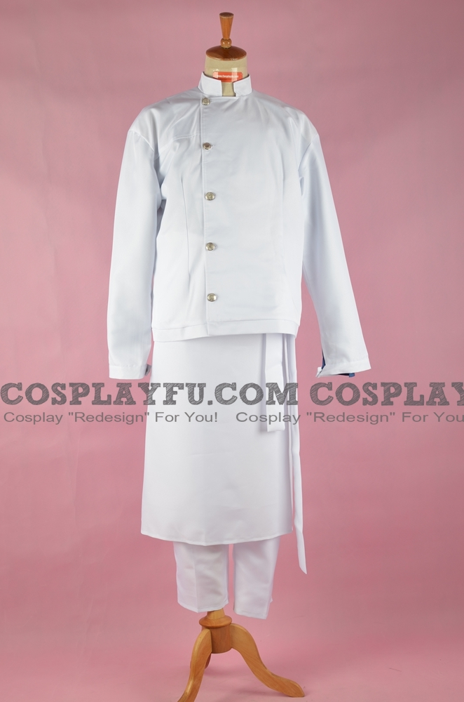 Soma Cosplay Costume (Chef) from Food Wars Shokugeki no Soma