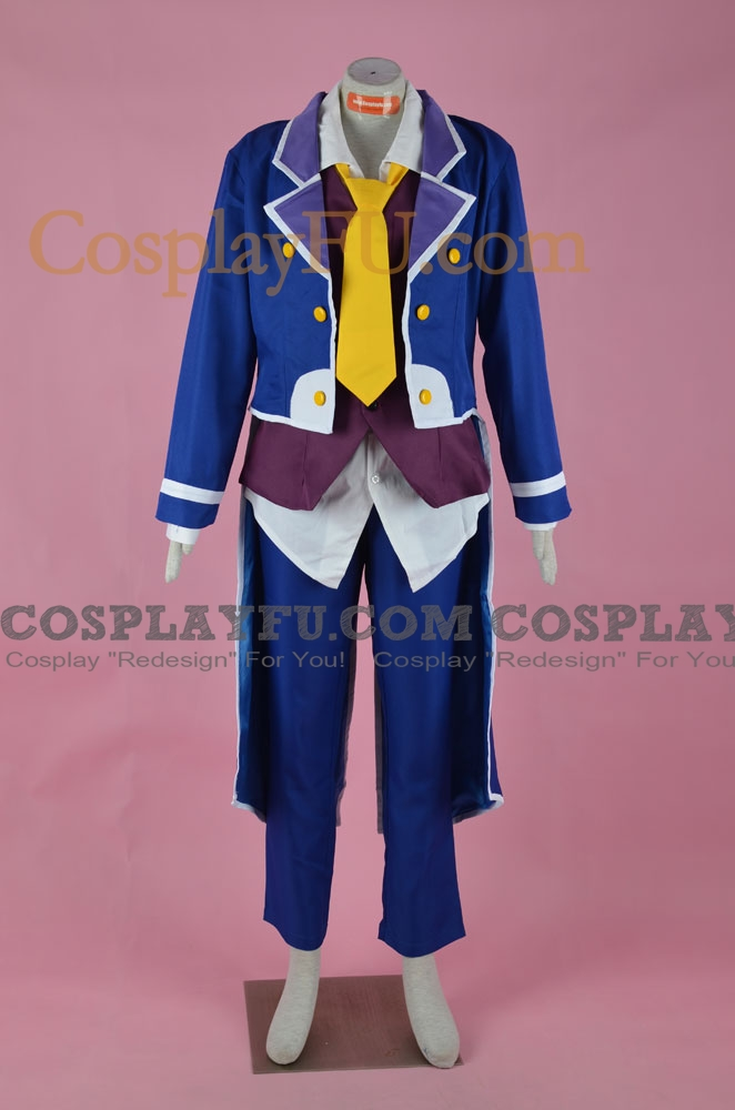 Sora Cosplay Costume from No Game No Life