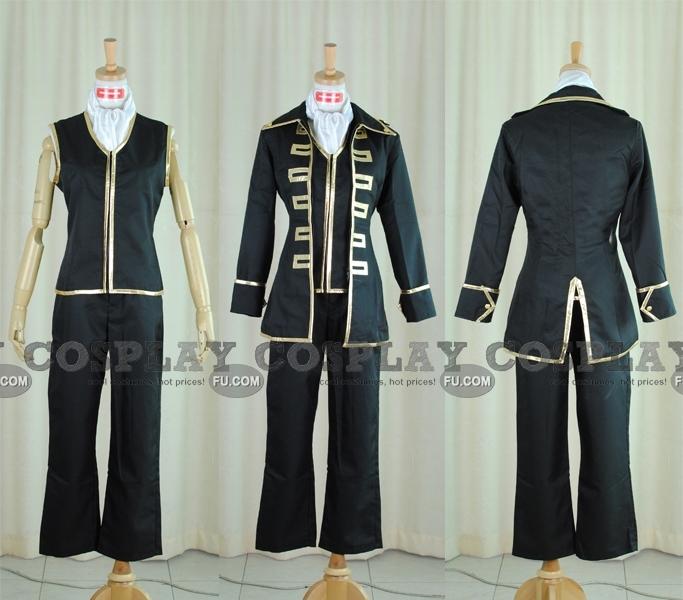 Gintama Sougo Okita Costume
