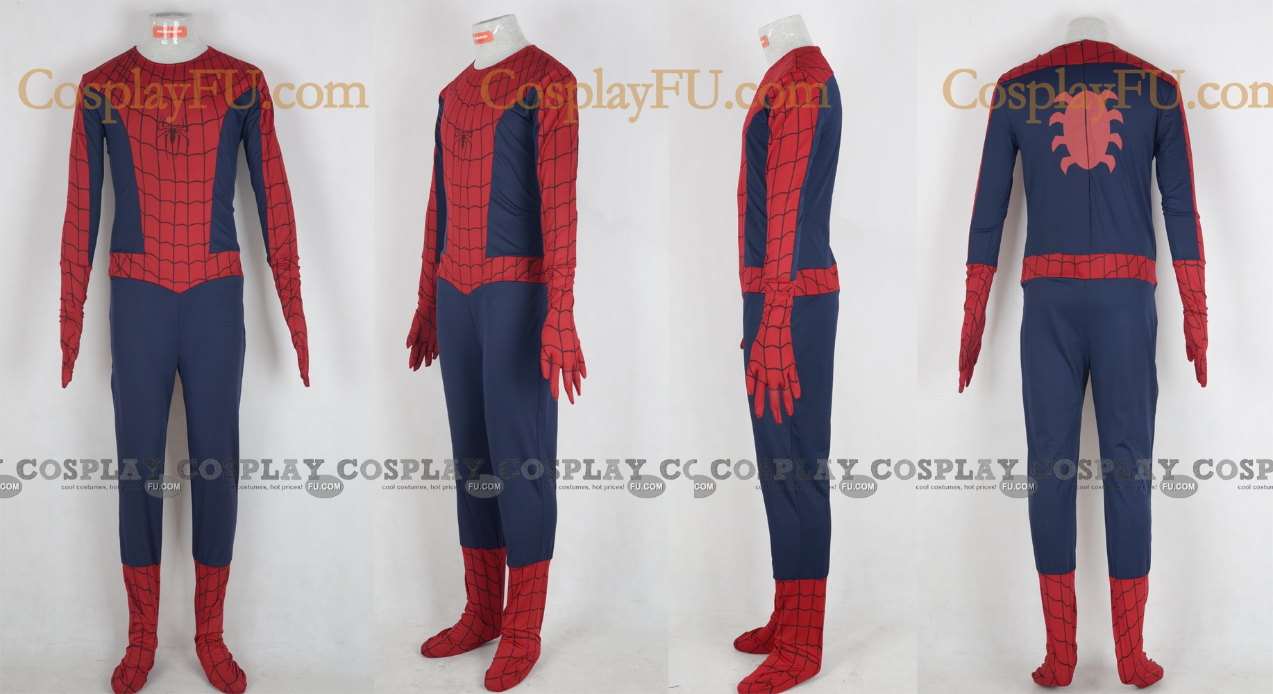 Spider Man Cosplay Costume from Spider Man