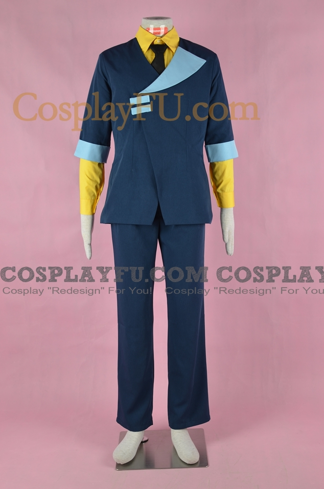 Spike Cosplay Costume from Cowboy Bebop