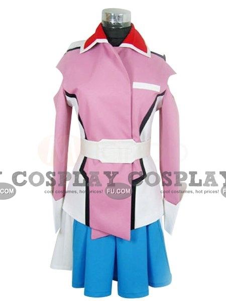 Mobile Suit Gundam SEED Stella Loussier Costume (Uniform)
