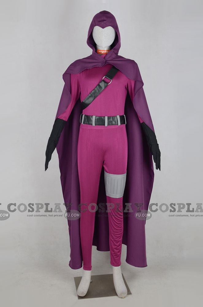 Stephanie Brown Cosplay Costume from Batman