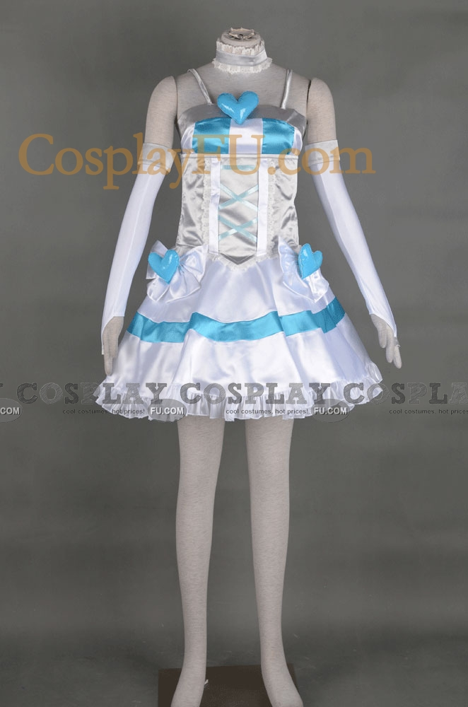 Stocking Cosplay Costume (Angel) from Panty and Stocking with Garterbelt