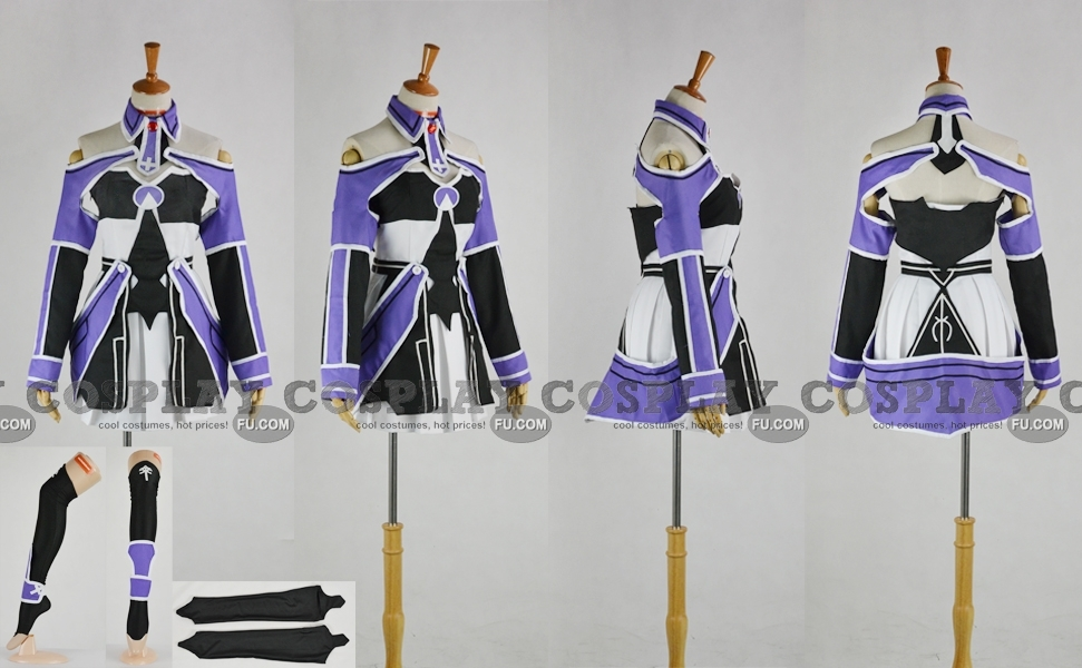 Strare Cosplay Costume from Sword Art Online Infinity Moment