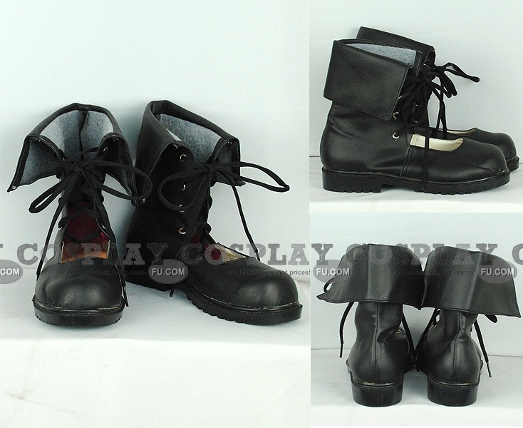 Suiseiseki Shoes from Rozen Maiden