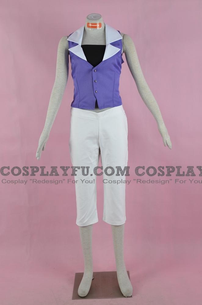 Sumeragi Cosplay Costume (Casual Wear) from Gundam 00