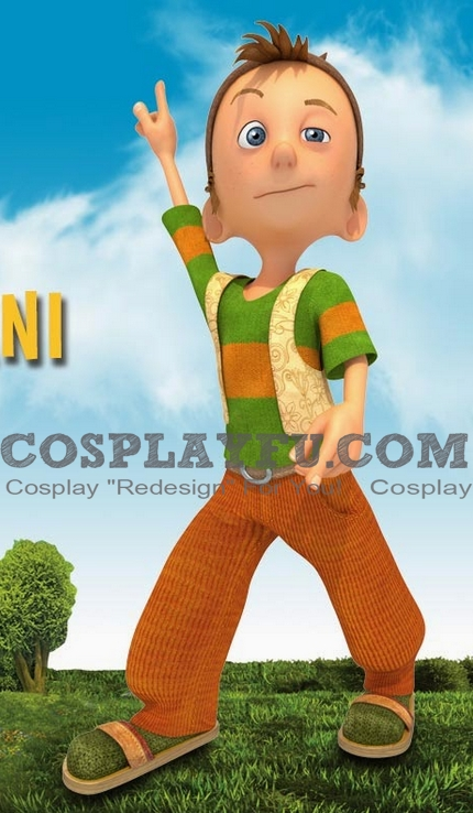 Sunny Cosplay Costume from The Seventh Dwarf