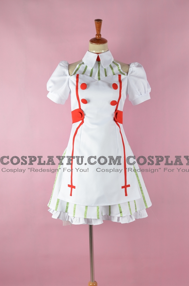 Sunny Smile Angel Cosplay Costume from Cardfight Vanguard