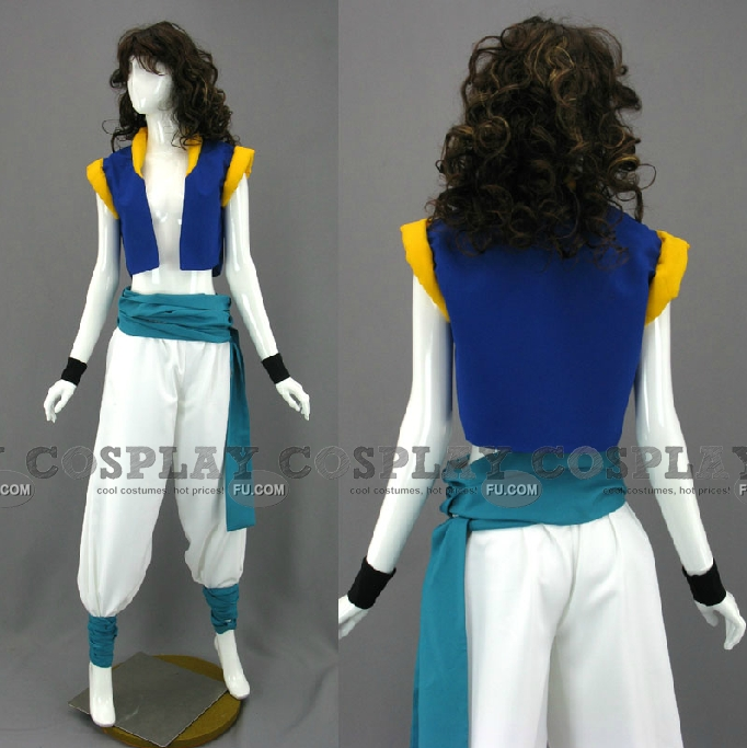 DBZ Vegerot Cosplay Costume from Dragon Ball
