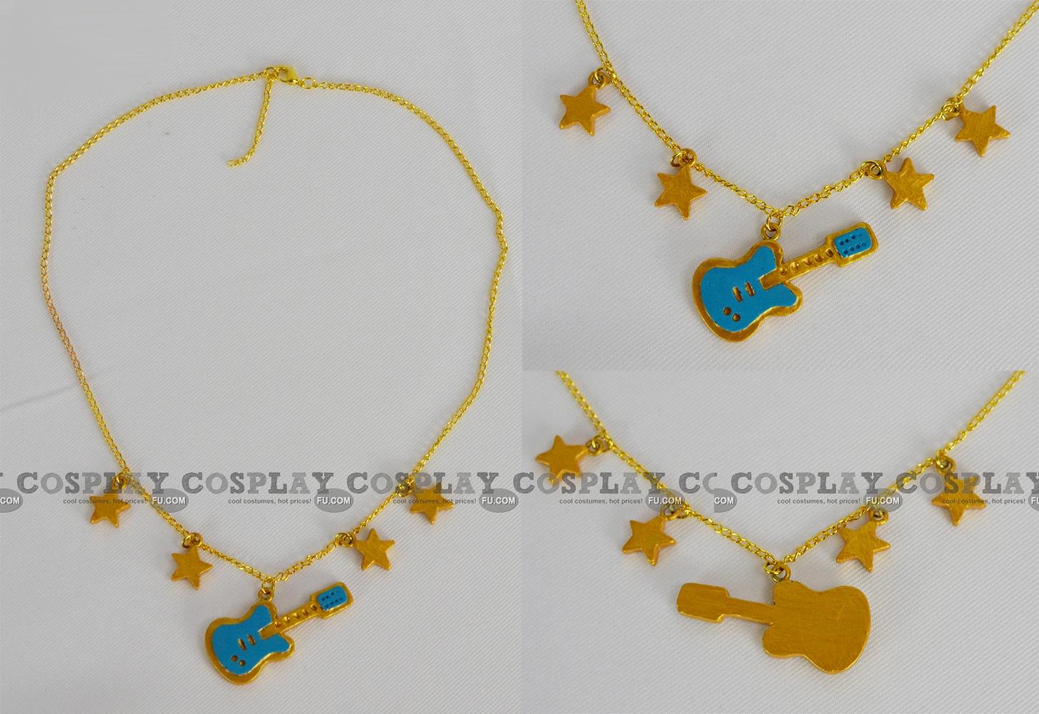 Super Sonico Necklace from Nitro Super Sonic