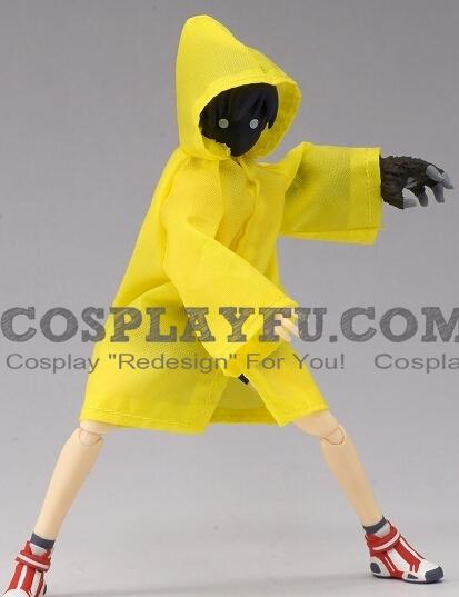 Suruga Raincoat from Bakemonogatari