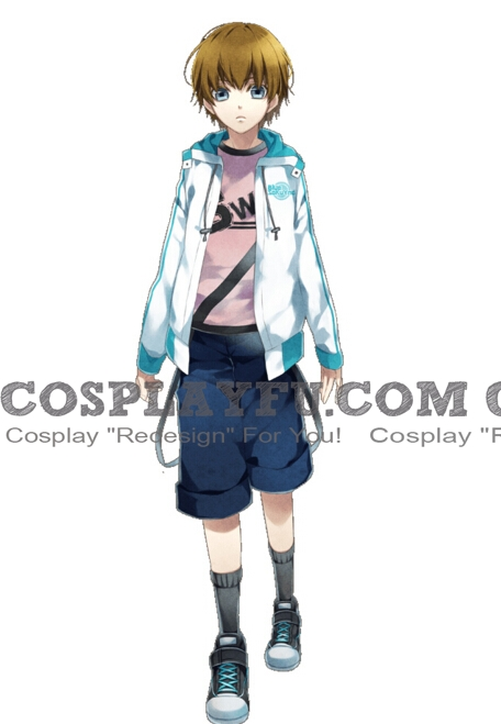 Suzuhara Cosplay Costume from NORN9