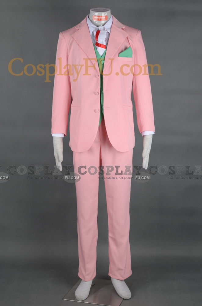 Sweet Tooth Cosplay Costume from Batman