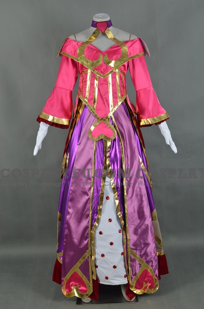 Sweetheart Sona Cosplay Costume from League of Legends