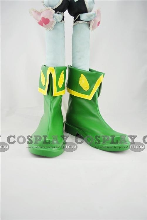Syaoran Shoes (C385) from Cardcaptor Sakura