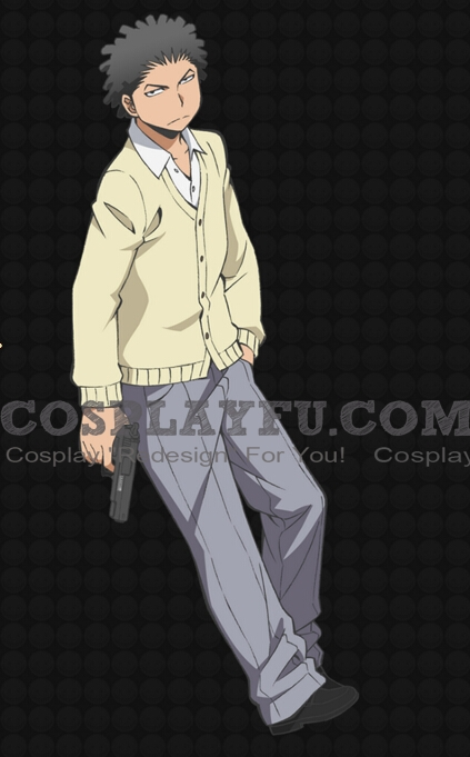 Taisei Cosplay Costume from Assassination Classroom