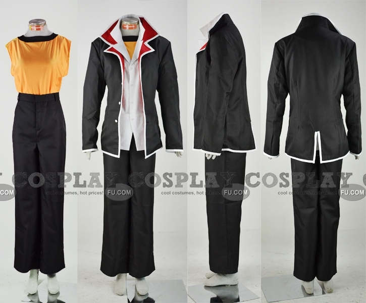Taito Cosplay Costume from A Dark Rabbit Has Seven Lives