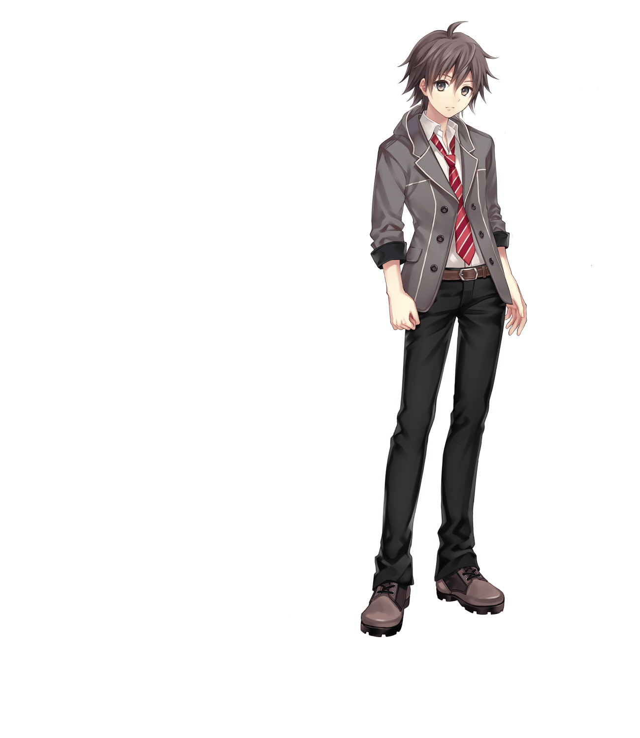 Takuto Cosplay Costume from Omega Quintet