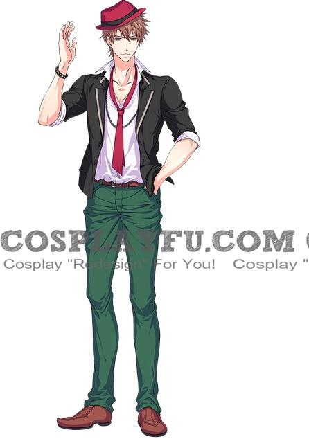 Tamaki Kurose Cosplay Costume from ROOTREXX