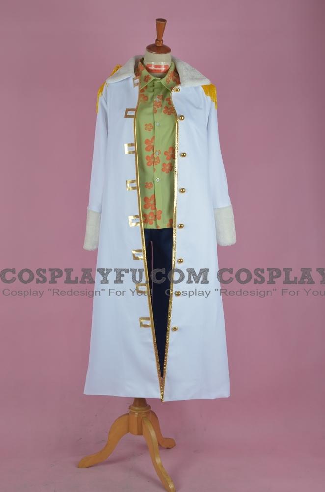 Tashigi Cosplay Costume from One Piece