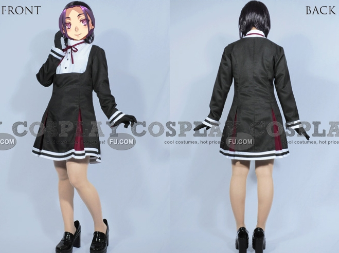 Tatsuta Cosplay Costume from Kantai Collection