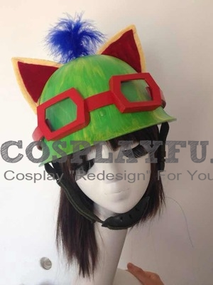 Teemo Hat (Plastic) from League of Legends
