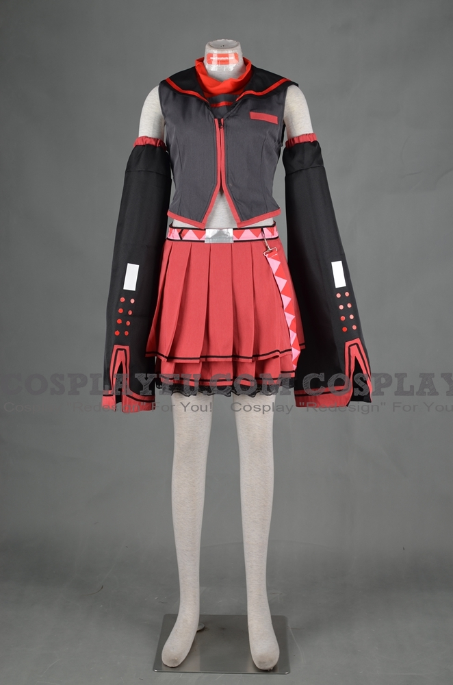 Tei Cosplay Costume from Vocaloid