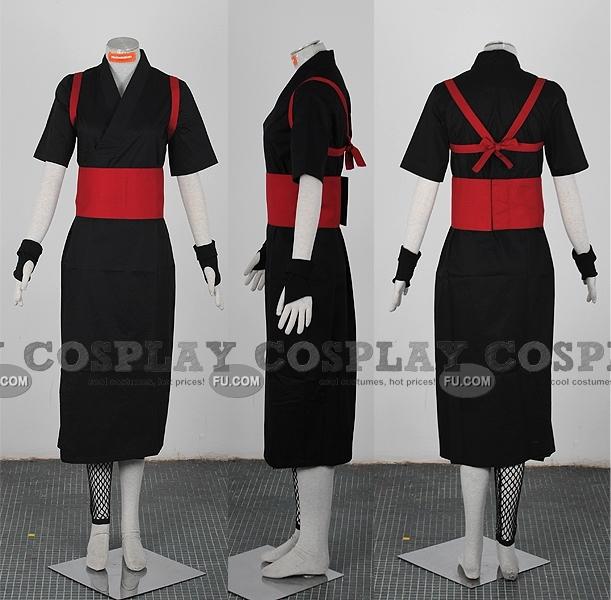 Temari Cosplay Costume (1-553) from Naruto Shippuuden