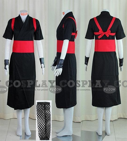 Temari Cosplay Costume from Naruto Shippuuden