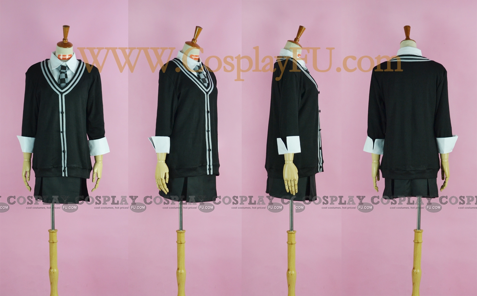 Tenryuu Cosplay Costume from Kantai Collection