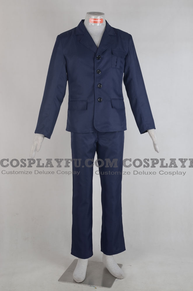 Tenth Doctor Cosplay Costume (David Tennant) from Doctor Who