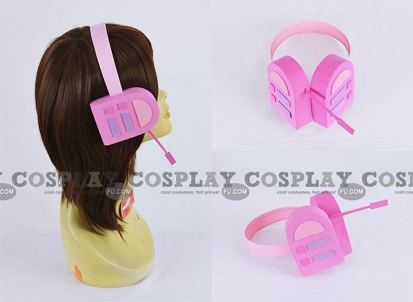 Teto Headphone from Vocaloid