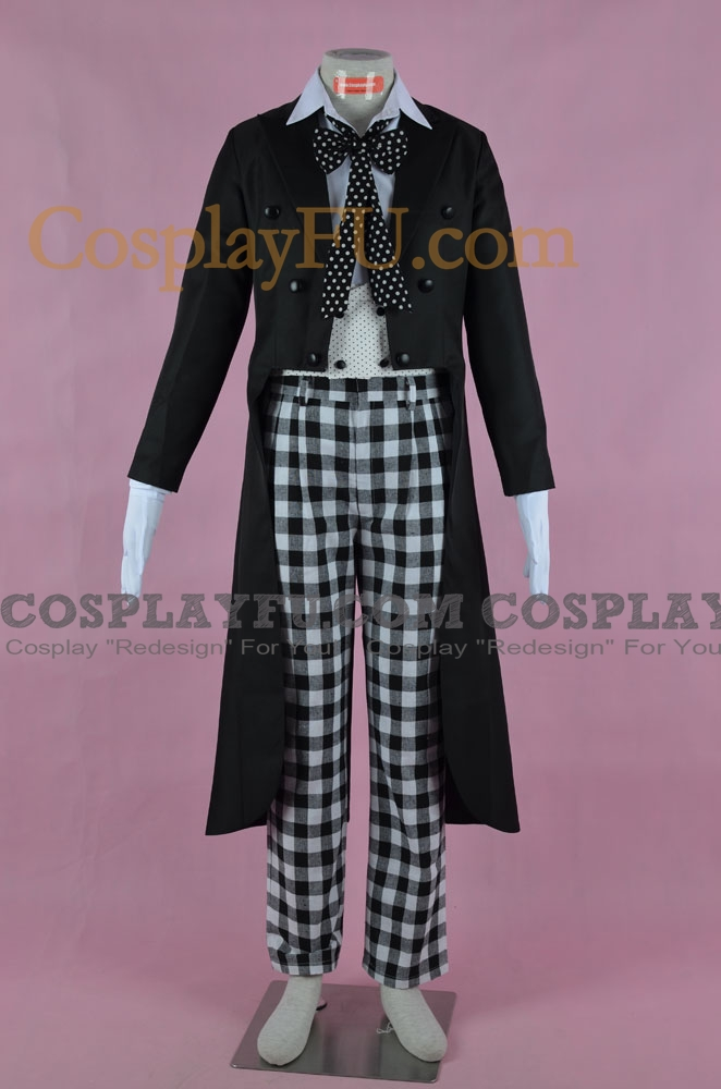 The Joker Cosplay Costume (1989 Mime Version) from Batman