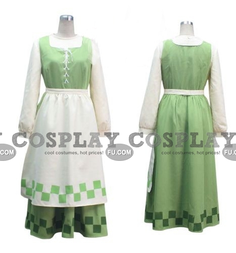 The Stepdaughter Cosplay Costume from Sound Horizon