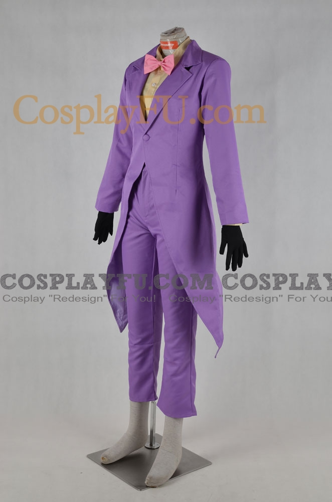 Details about  /Superjail Cosplay The Warden cosplay Costume Outfit custom made