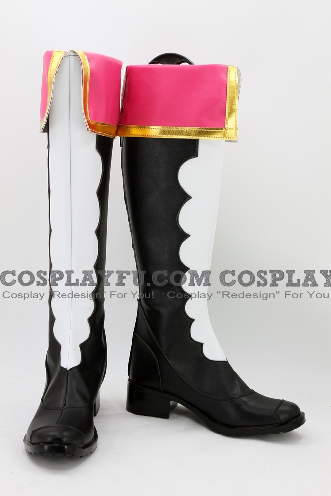 Thomas Shoes (2572) from Yu-Gi-Oh! Zexal