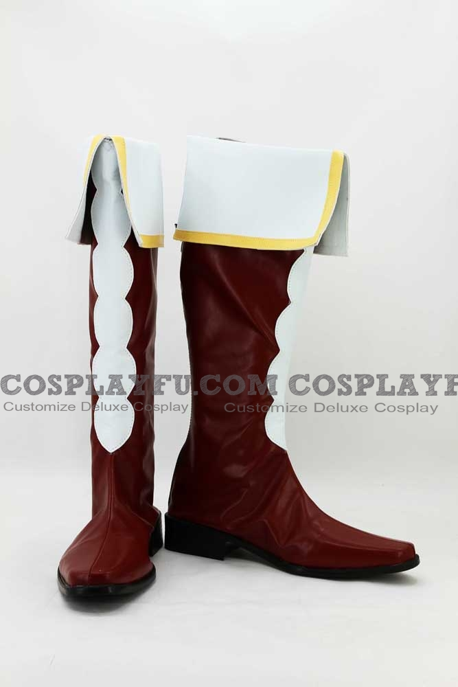 Thomas Arclight Shoes (2085) from Yu Gi Oh Zexal