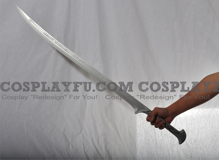 Thranduil Sword (2nd) from The Hobbit