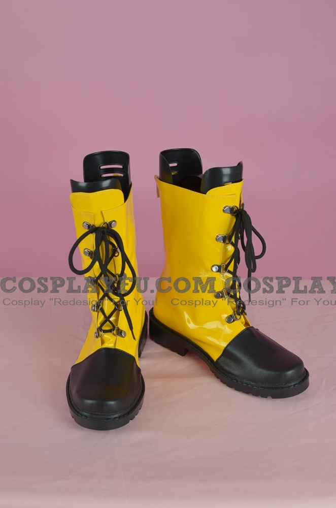 Tidus Shoes from Final Fantasy