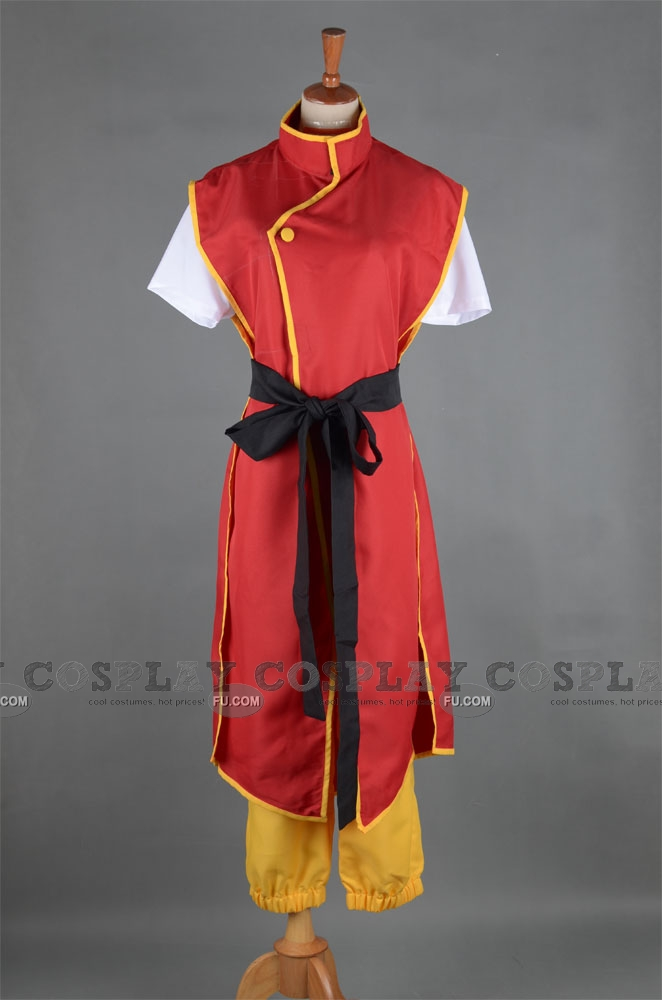 Tir McDohl Cosplay Costume from Suikoden I