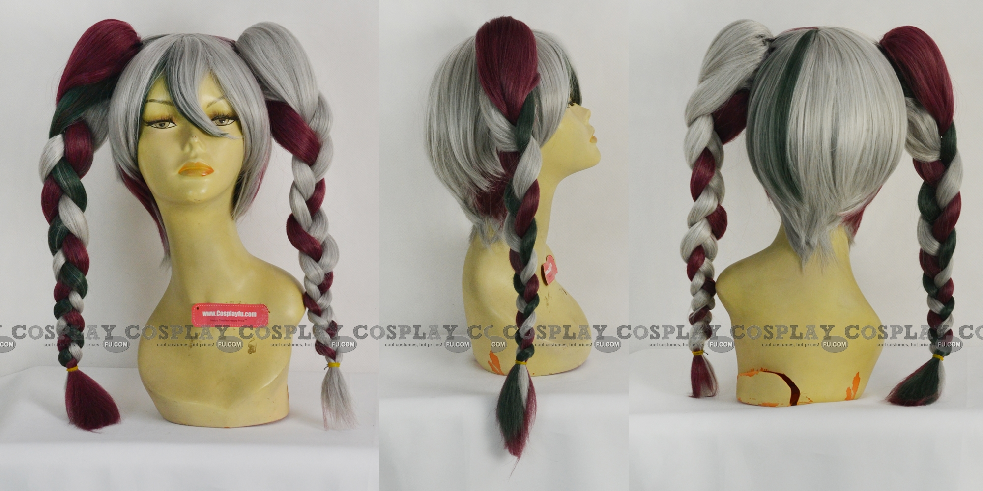 Tira Wig from Soul Calibur