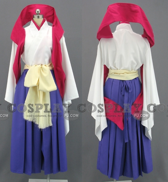 Tobiume Cosplay Costume from Bleach